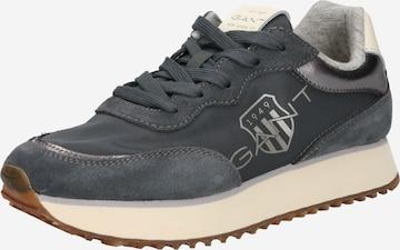 Sneaker low 'Bevinda' de la GANT pe gri