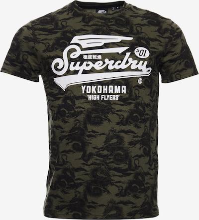 Superdry T-Shirt en mélange de couleurs, Vue avec produit