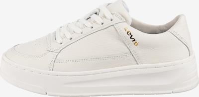 LEVI'S Silverwood S Sneakers Low in weiß, Produktansicht