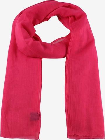 Zwillingsherz Scarf in Pink