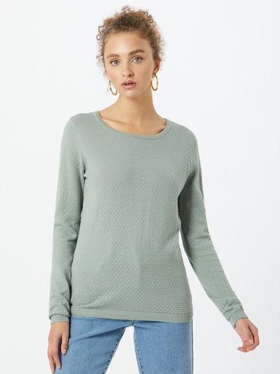 VERO MODA Pullover 'Care' in mint, Modelansicht