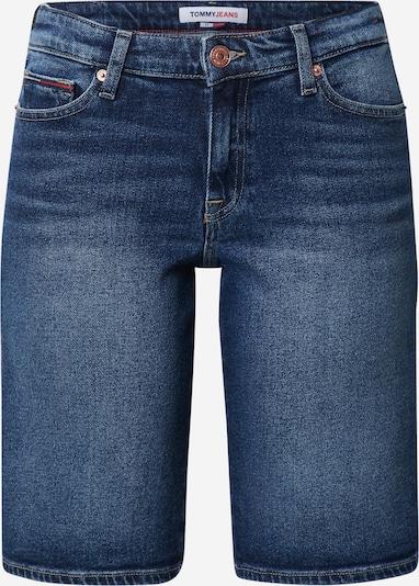 Tommy Jeans Džinsi, krāsa - tumši zils, Preces skats