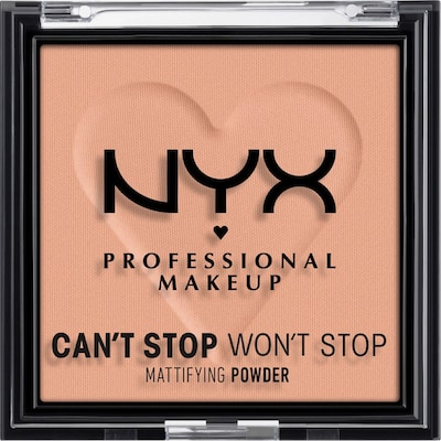 NYX Professional Makeup Puder 'Can't Stop Won't Stop' in, Produktansicht