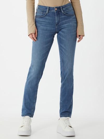 TOM TAILOR Jeans 'Alexa' in blue denim, Modelansicht