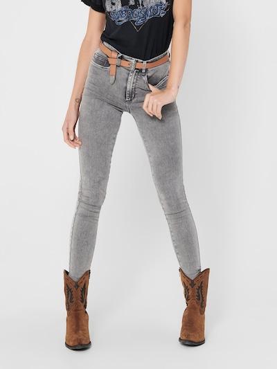 Jeans 'ONLROYAL' ONLY pe gri denim, Vizualizare model