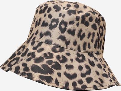 SISTERS POINT Hut in beige / schwarz, Produktansicht