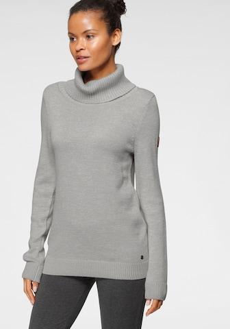 KangaROOS Sweater in Grey