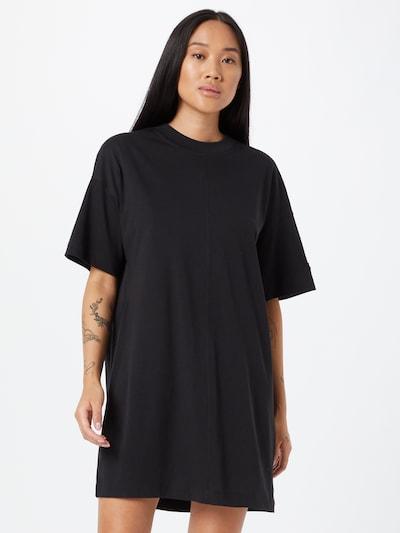 Reebok Classics Viseča obleka 'Myt' | črna / bela barva, Prikaz modela