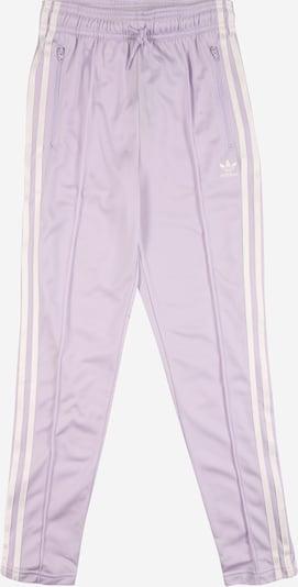 ADIDAS ORIGINALS Hose in lila / weiß, Produktansicht