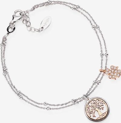 Amen Armband in gold / silber, Produktansicht