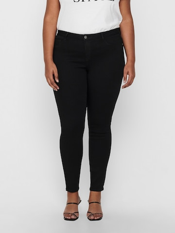 ONLY Carmakoma Jeans 'Thunder' in Black