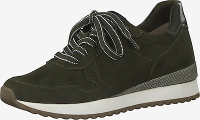 MARCO TOZZI Sneakers in Olive, Item view