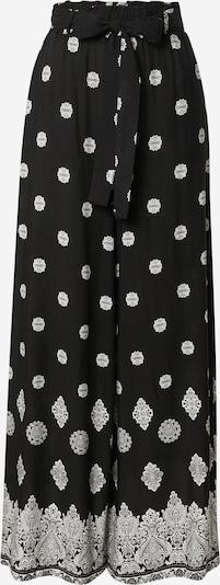 Pantaloni 'Savanna' ZABAIONE di colore nero / bianco, Visualizzazione prodotti