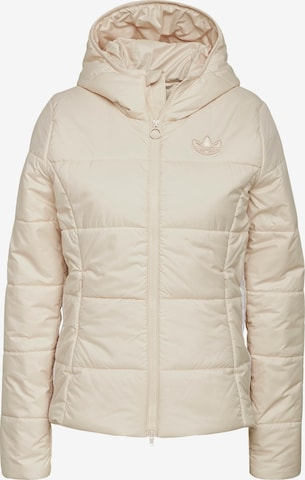 Veste d'hiver ADIDAS ORIGINALS en beige