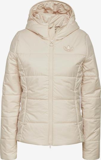 ADIDAS ORIGINALS Jacke in beige / weiß, Produktansicht
