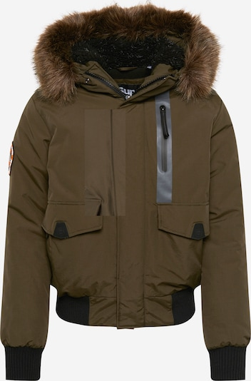 Superdry Zimná bunda 'EVEREST' - kaki, Produkt