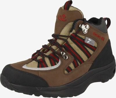 CHUNG SHI Sneaker high in braun / mischfarben, Produktansicht