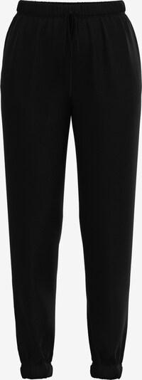 Pantaloni 'Rustie' VILA pe negru, Vizualizare produs