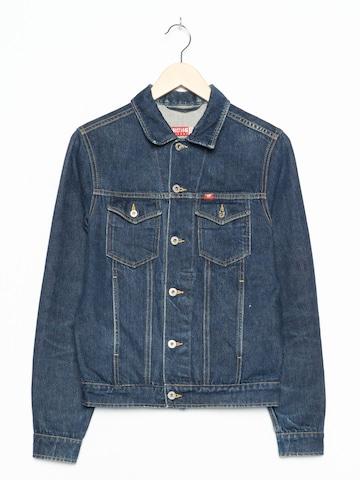 MUSTANG Jacket & Coat in S in Blue