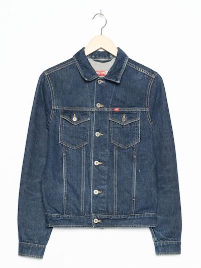 MUSTANG Jeansjacke in S in blue denim, Produktansicht