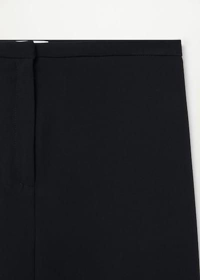 MANGO Rock 'Nube-A' in schwarz, Produktansicht