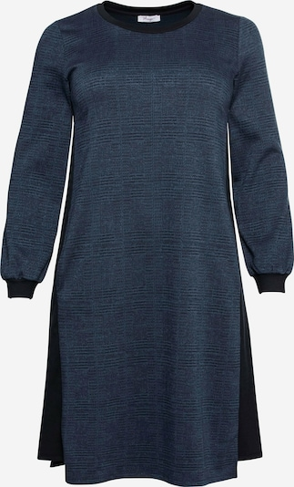 SHEEGO Oprijeta obleka | modra barva, Prikaz izdelka