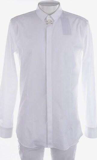 Neil Barrett Businesshemd  in XL in weiß, Produktansicht