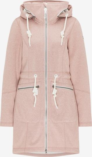 ICEBOUND Manteau fonctionnel en rose, Vue avec produit