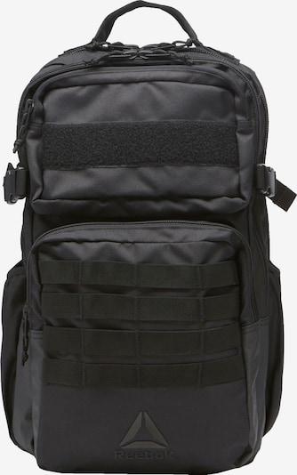 REEBOK Sportski ruksak 'TRAINING DAY' u crna, Pregled proizvoda