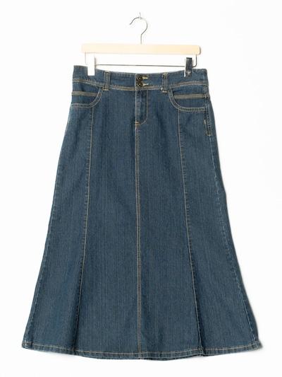 Christopher & Banks Jeansrock in XL/35 in blue denim, Produktansicht