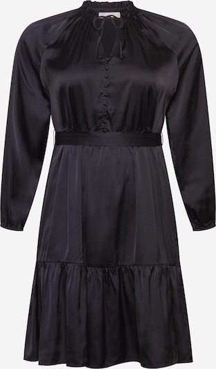 Guido Maria Kretschmer Curvy Collection Robe de cocktail 'Rosalie' en noir, Vue avec produit