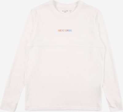 Abercrombie & Fitch Shirt in de kleur Gemengde kleuren / Wit, Productweergave