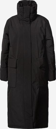 elvine Tussenmantel in de kleur Zwart, Productweergave