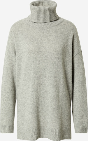 basic apparel Pullover in Grau