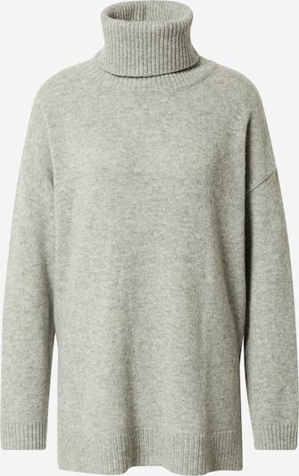 basic apparel Širok pulover | svetlo siva barva, Prikaz izdelka