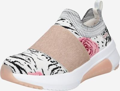 SKECHERS Slip on boty 'MODERN JOGGER 2.0 - SANCTUARY' - velbloudí / pink / černá / bílá, Produkt
