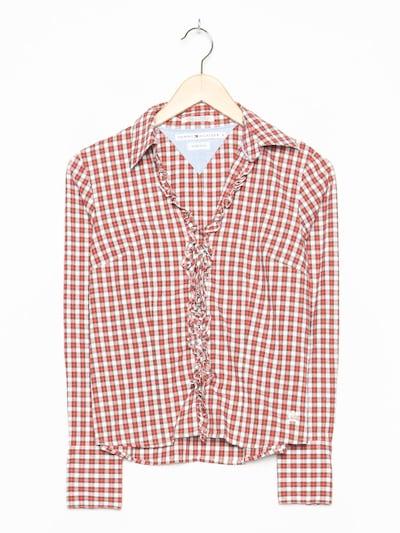 TOMMY HILFIGER Bluse in M in rot, Produktansicht