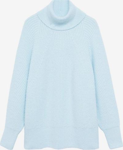 MANGO Pullover in pastellblau, Produktansicht