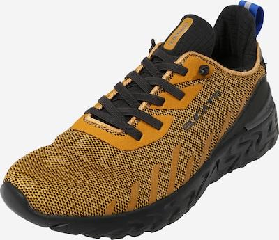 Sneaker bassa bugatti di colore giallo / nero, Visualizzazione prodotti