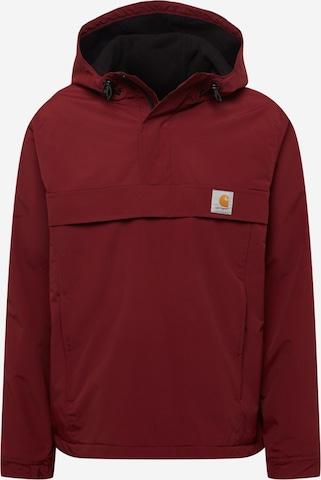 Carhartt WIP Overgangsjakke 'Nimbus' i lilla