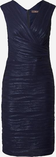 Vera Mont Robe de cocktail en bleu foncé, Vue avec produit