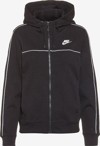 Giacca di felpa 'NSW' di Nike Sportswear in nero