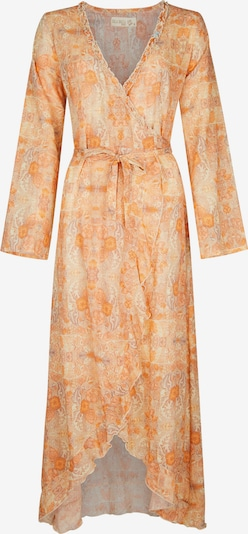 Isla Ibiza Bonita Wickelkleid in orange, Produktansicht