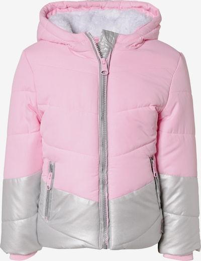 LEMON BERET Winterjacke in rosa / silber, Produktansicht