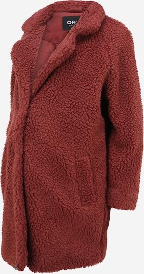 Only Maternity Zimný kabát 'Mama Sherpa' - červená, Produkt