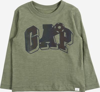 GAP Majica u noćno plava / zelena / tamno zelena, Pregled proizvoda