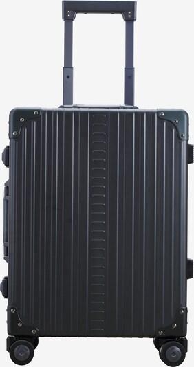 Aleon Traveler Domestic 4-Rollen Kabinentrolley 55 cm in schwarz, Produktansicht