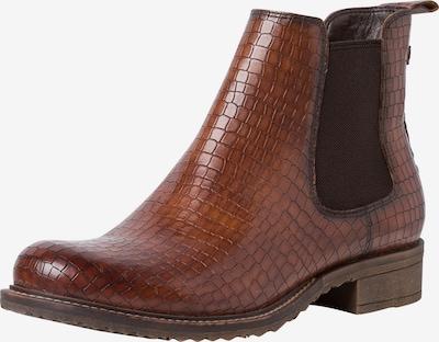 TAMARIS Chelsea Boot in braun / dunkelbraun, Produktansicht