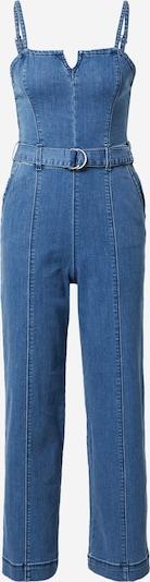 Tuta jumpsuit 'BARE' HOLLISTER di colore blu denim, Visualizzazione prodotti