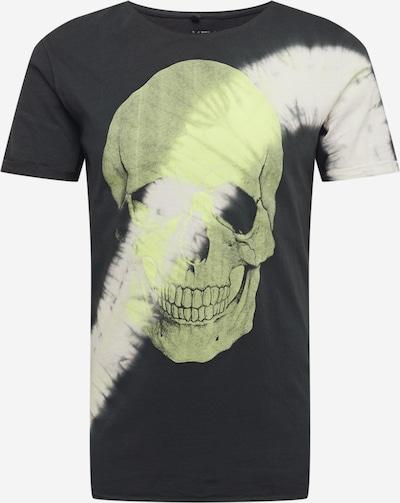 Key Largo Тениска 'BINGO' в антрацитно черно, Преглед на продукта